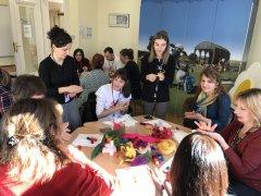 Специален ден с екипа на Британски съвет България