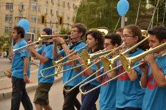 Шествие на приятелството в подкрепа на Националната гражданска инициатива 7000