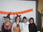 Хелоуин в Дневния център