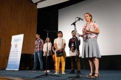 Представяне на Хартата на самозастъпниците с интелектуални затруднения от Дневен център