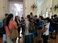 Посещение на културни събития