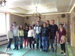 Посещение в Столична община, 2015