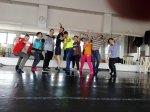 Спортна подкрепа за младите хора с интелектуални затруднения